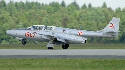 Photo ID 36679 by Radim Spalek. Poland Air Force PZL Mielec TS 11bis DF, 1607