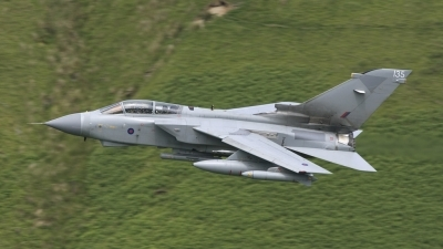 Photo ID 36747 by Tom Gibbons. UK Air Force Panavia Tornado GR4, ZG777