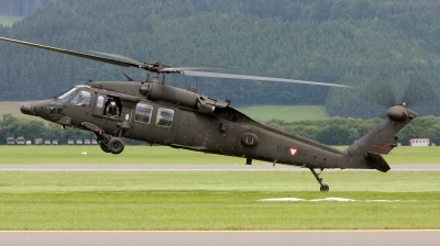 Photo ID 36783 by Jan Suchanek. Austria Air Force Sikorsky S 70A 42 Black Hawk, 6M BF