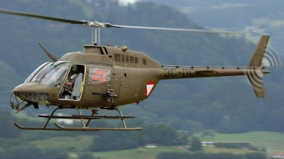 Photo ID 36785 by Jan Suchanek. Austria Air Force Bell OH 58B Kiowa, 3C OC