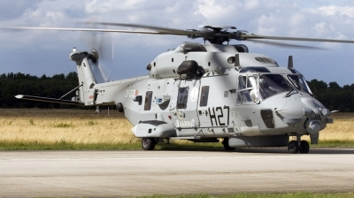 Photo ID 36809 by Maarten Peters. Italy Navy NHI NH 90NFH, CSX81579