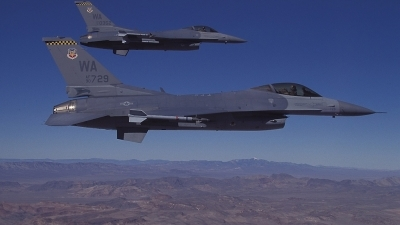 Photo ID 36807 by Ned Dawson. USA Air Force General Dynamics F 16C Fighting Falcon, 90 0729