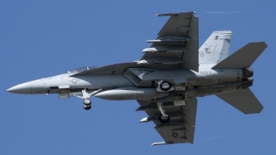 Photo ID 4456 by Jaysen F. Snow - Midwest Tail Chasers. USA Navy Boeing F A 18F Super Hornet, 165669