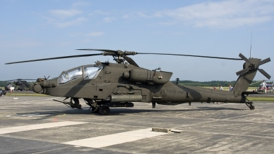 Photo ID 36836 by Jörg Pfeifer. USA Army McDonnell Douglas AH 64D Apache Longbow, 08 05540
