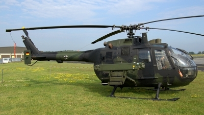 Photo ID 36865 by Günther Feniuk. Germany Army MBB BO 105P PAH 1, 87 34
