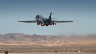 Photo ID 36887 by Jeremy Mosher. USA Air Force Rockwell B 1B Lancer, 86 0094