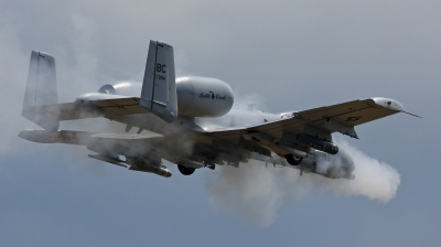 Photo ID 37074 by Jonathan Derden - Jetwash Images. USA Air Force Fairchild A 10C Thunderbolt II, 81 0994
