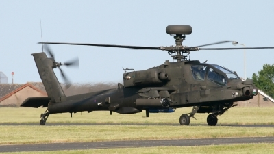 Photo ID 37148 by Gary Stedman. UK Army Westland WAH 64D Longbow Apache, ZJ216