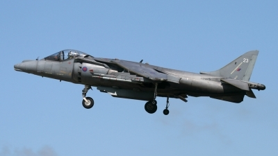 Photo ID 37174 by Gary Stedman. UK Air Force British Aerospace Harrier GR9, ZD375