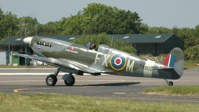 Photo ID 4539 by Jeremy Gould. Private Private Supermarine 361 Spitfire LF9B, G PMNF