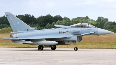 Photo ID 37497 by Rainer Mueller. Germany Air Force Eurofighter EF 2000 Typhoon S, 30 25