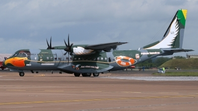 Photo ID 37398 by David Marshall. Brazil Air Force CASA C 105A C 295, 2811