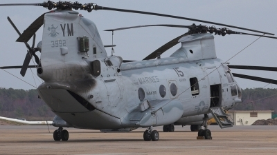Photo ID 4555 by Jeremy Gould. USA Marines Boeing Vertol CH 46E Sea Knight 107 II, 153992