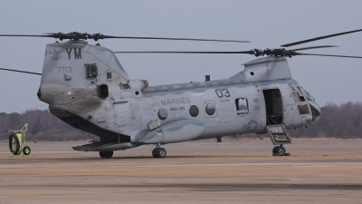 Photo ID 4559 by Jeremy Gould. USA Marines Boeing Vertol CH 46E Sea Knight 107 II, 157713