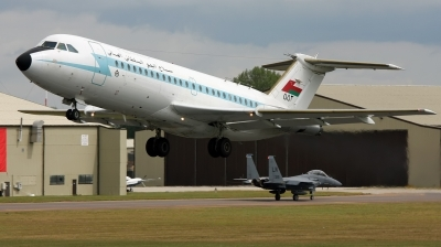 Photo ID 37504 by Jan Suchanek. Oman Air Force BAC 111 485GD One Eleven, 552