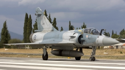 Photo ID 37708 by Chris Lofting. Greece Air Force Dassault Mirage 2000EG, 216