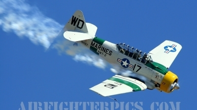 Photo ID 458 by Mike J. Hawes. Private Private North American SNJ 5 Texan, N1038A