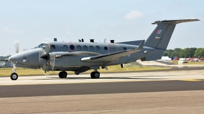 Photo ID 37738 by PAUL CALLAGHAN. UK Army Beech Shadow R1 Super King Air 350ER, ZZ416
