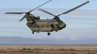 Photo ID 459 by Andy Walker. UK Air Force Boeing Vertol Chinook HC2, ZA705