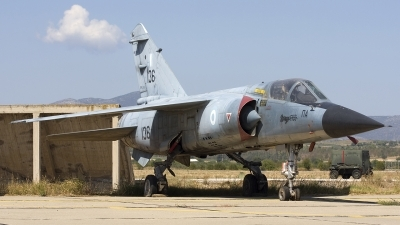Photo ID 37990 by Chris Lofting. Greece Air Force Dassault Mirage F1CG, 136