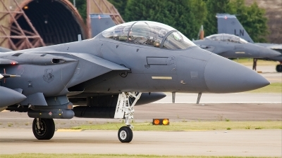 Photo ID 38219 by Alex van Noye. USA Air Force McDonnell Douglas F 15E Strike Eagle, 96 0205