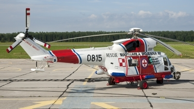 Photo ID 38034 by Cristian Schrik. Poland Navy PZL Swidnik W 3ARM Anakonda, 0815