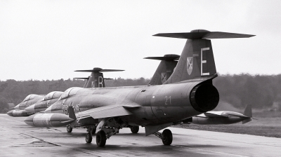 Photo ID 38514 by Alex Staruszkiewicz. Germany Air Force Lockheed F 104G Starfighter, 26 47