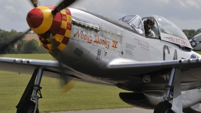 Photo ID 38448 by rinze de vries. Private Private North American P 51D Mustang, F AZSB