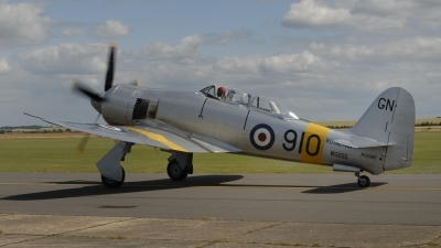 Photo ID 38527 by rinze de vries. Private The Fighter Collection Hawker Sea Fury T20, NX20MD