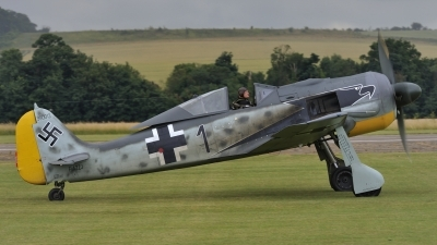 Photo ID 38530 by rinze de vries. Private Private Flug Werk FW 190A 8 N, F AZZJ