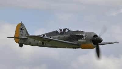 Photo ID 38531 by rinze de vries. Private Private Flug Werk FW 190A 8 N, F AZZJ