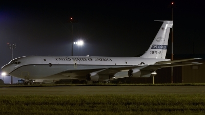 Photo ID 38603 by Benn George. USA Air Force Boeing OC 135B 717 158, 61 2670