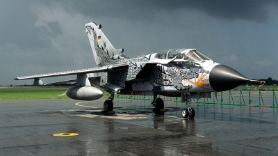 Photo ID 38444 by Alex Staruszkiewicz. Germany Air Force Panavia Tornado ECR, 46 31