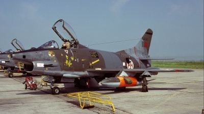 Photo ID 38596 by Alex Staruszkiewicz. Portugal Air Force Fiat G 91R3, 5444