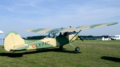 Photo ID 38735 by Joop de Groot. France Army Cessna O 1E Bird Dog L 19E, LX PAC