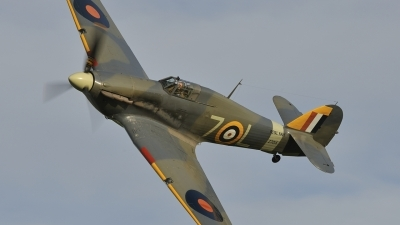 Photo ID 38719 by rinze de vries. Private The Shuttleworth Collection Hawker Sea Hurricane 1B, G BKTH