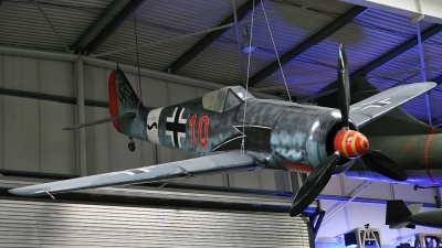 Photo ID 38978 by Johannes Berger. Germany Air Force Focke Wulf FW 190 Replica,