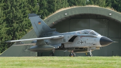 Photo ID 38940 by Alex Staruszkiewicz. Germany Air Force Panavia Tornado IDS, 45 78