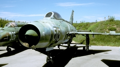 Photo ID 38950 by Joop de Groot. Bulgaria Air Force Mikoyan Gurevich MiG 21F 13, 515