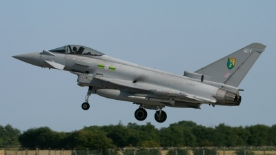 Photo ID 38878 by Gary Stedman. UK Air Force Eurofighter EF 2000 Typhoon FGR4, ZJ926
