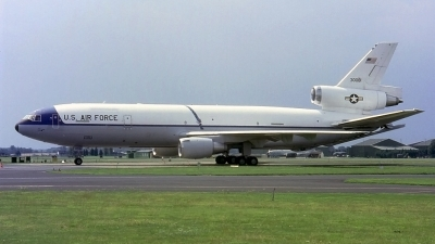 Photo ID 38953 by Mike Hopwood. USA Air Force McDonnell Douglas KC 10A Extender DC 10 30CF, 83 0081
