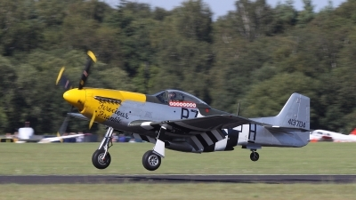 Photo ID 39200 by Mark Pelleymounter. Private Old Flying Machine Company North American P 51D Mustang, G BTCD