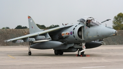 Photo ID 39495 by Milos Ruza. UK Air Force British Aerospace Harrier GR7A, ZG472
