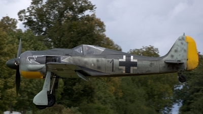 Photo ID 39757 by Günther Feniuk. Private Private Flug Werk FW 190A 8 N, F AZZJ