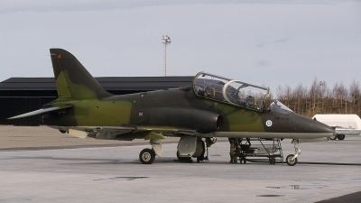 Photo ID 39625 by Frank Noort. Finland Air Force British Aerospace Hawk Mk 51, HW 346