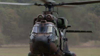 Photo ID 39695 by Frank Noort. Netherlands Air Force Eurocopter AS 532U2 Cougar MkII, S 447