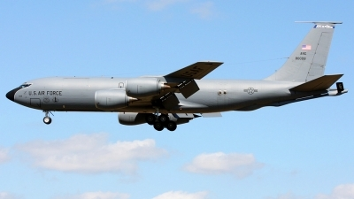 Photo ID 39604 by Andreas Hunold. USA Air Force Boeing KC 135R Stratotanker 717 148, 58 0008