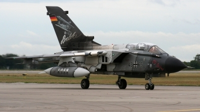 Photo ID 39790 by Milos Ruza. Germany Air Force Panavia Tornado IDS, 43 65