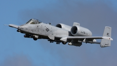 Photo ID 39699 by Jonathan Derden - Jetwash Images. USA Air Force Fairchild A 10C Thunderbolt II, 81 0994