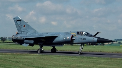 Photo ID 39844 by Lieuwe Hofstra. France Air Force Dassault Mirage F1C 200, 266